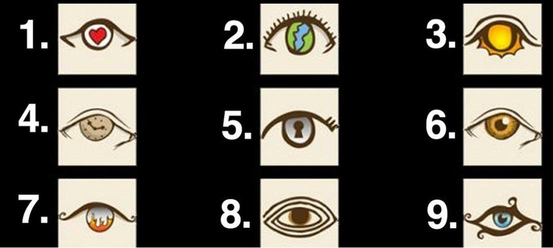 Tests: izvēlies aci un uzzini, ko tā stāsta par tavu personību