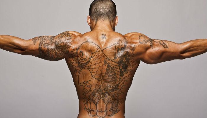 Tetovējumi kā mākslas forma: 5 atziņas par tiem