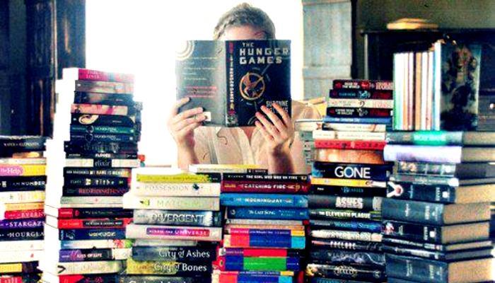 5 veidi, kādos pievērsties grāmatu lasīšanai