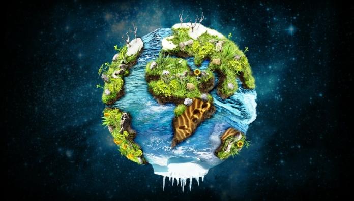Vai cilvēces negatīvās enerģijas padarījušas mūsu planētu Zemi slimu?