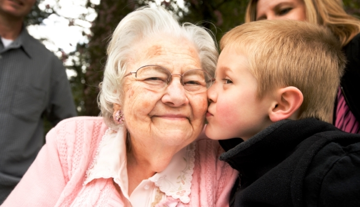 Grandson-Kissing-Grandmother-copy
