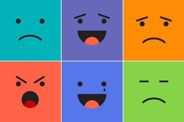 Emociju horoskops; Kā tu izpaud savas emocijas?
