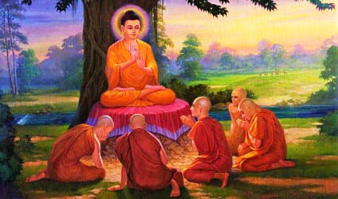 Stāsts par Budu un viņa sekotājiem: Dod sev laiku un Tavs prāts sakārtos pats sevi!