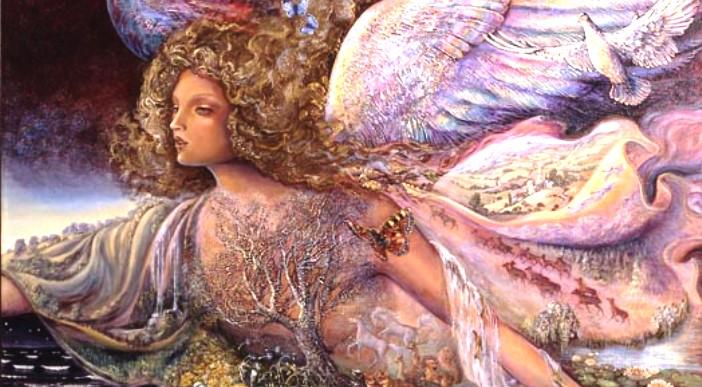 5 soļu pamācība, kā lūgt eņģeļiem to, ko Tu vēlies (un kā to saņemt)