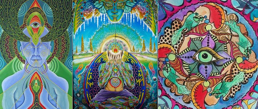 Izvēlies vienu no šīm krāsainajām bildēm – ko tas atklāj par tavu pagātni?