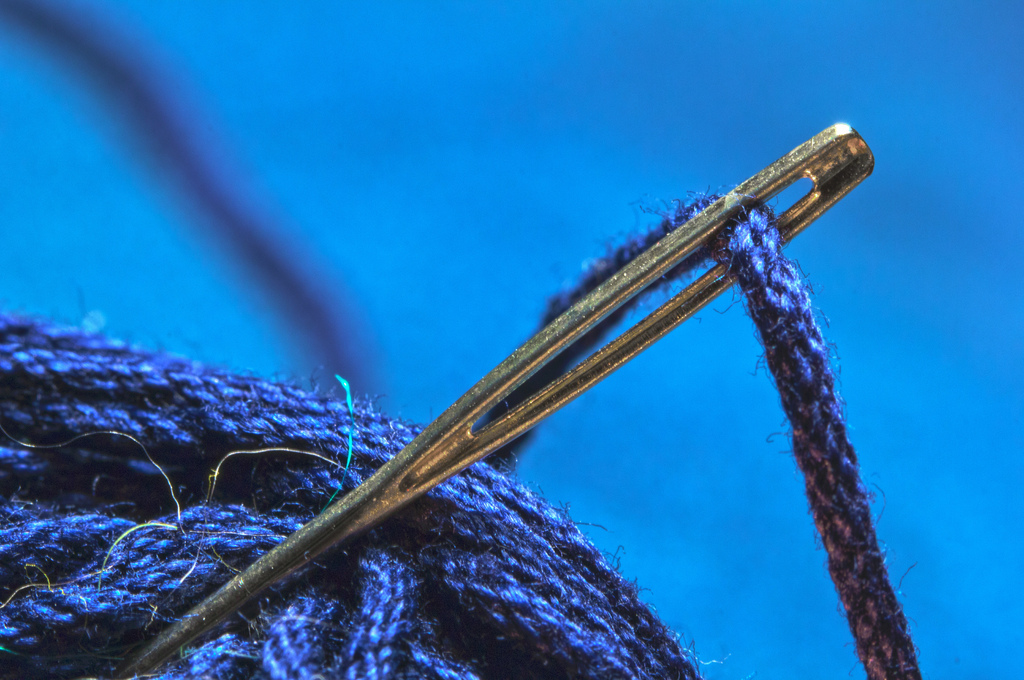 Burvju rituāls: 40 adatas dūrieni vēlmes piepildīšanai