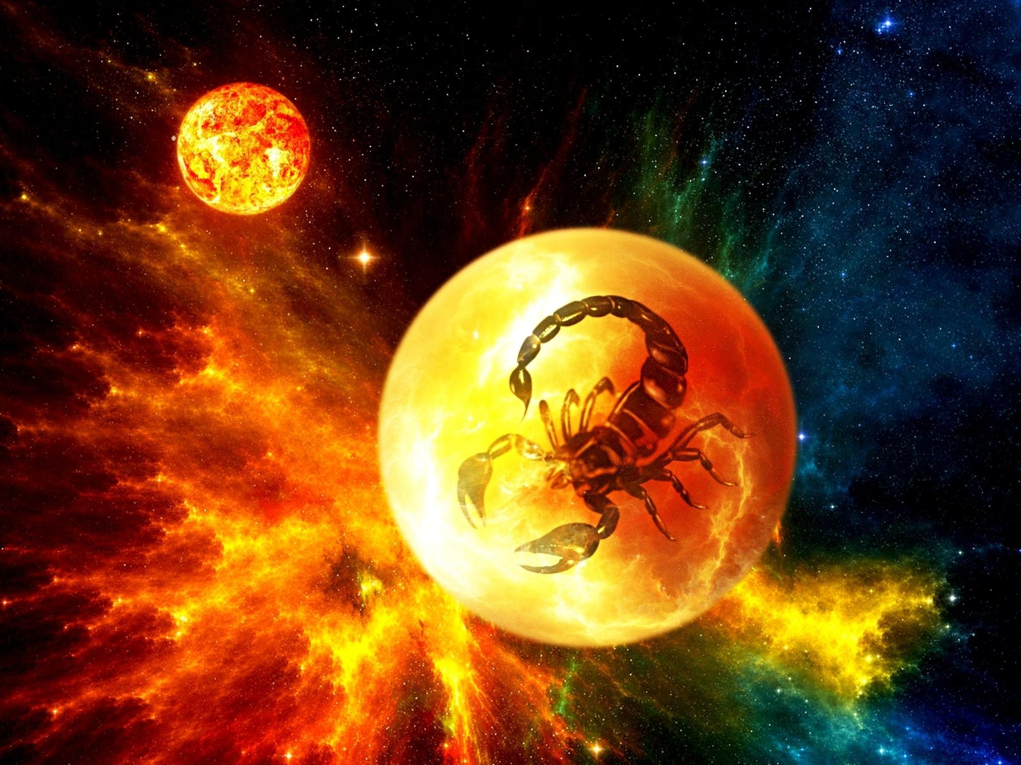 Dzimšanas dienas horoskops Skorpionam. Kāds būs nākamais gads?