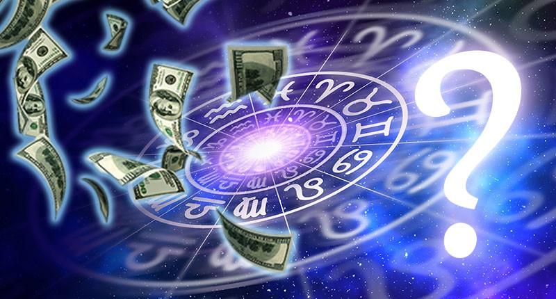 Finansiāli veiksmīgāko zodiaka zīmju reitings – kurai zīmei lielākās izredzes kļūt par miljonāru