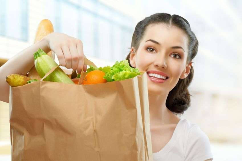 Kad sieviete pērk produktus, viņa gādā laimes dienas ģimenei. Vērtīga ikdienas maģija
