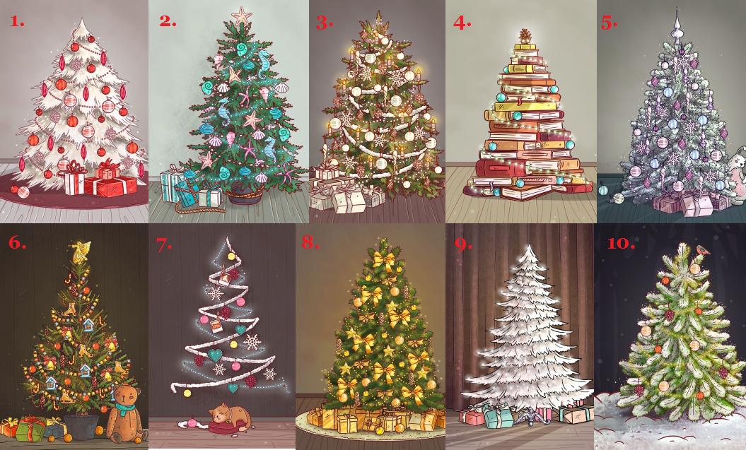 Ziemassvētku eglīte pavēstīs, kas tevi sagaida Jaunajā gadā