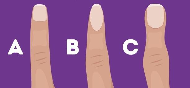 Ko pirkstu forma vēsta par tavu personību – par mani 100% taisnība!