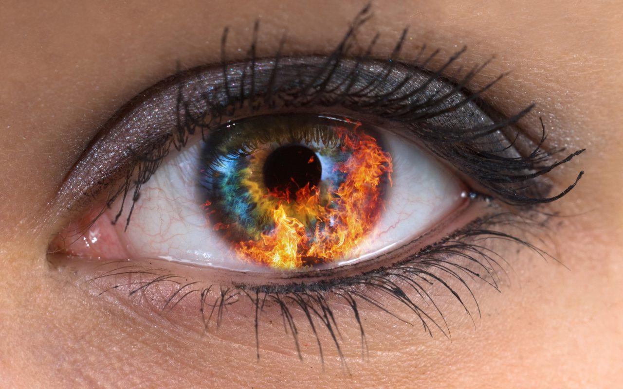 Veselība ierakstīta acīs. Mūsdienās cildinātā iridodiagnostika bija pazīstama jau senajiem magiem