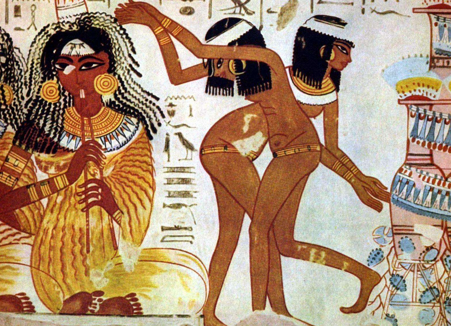 Ēģiptiešu maģijas rituāls uzticībai attiecībās