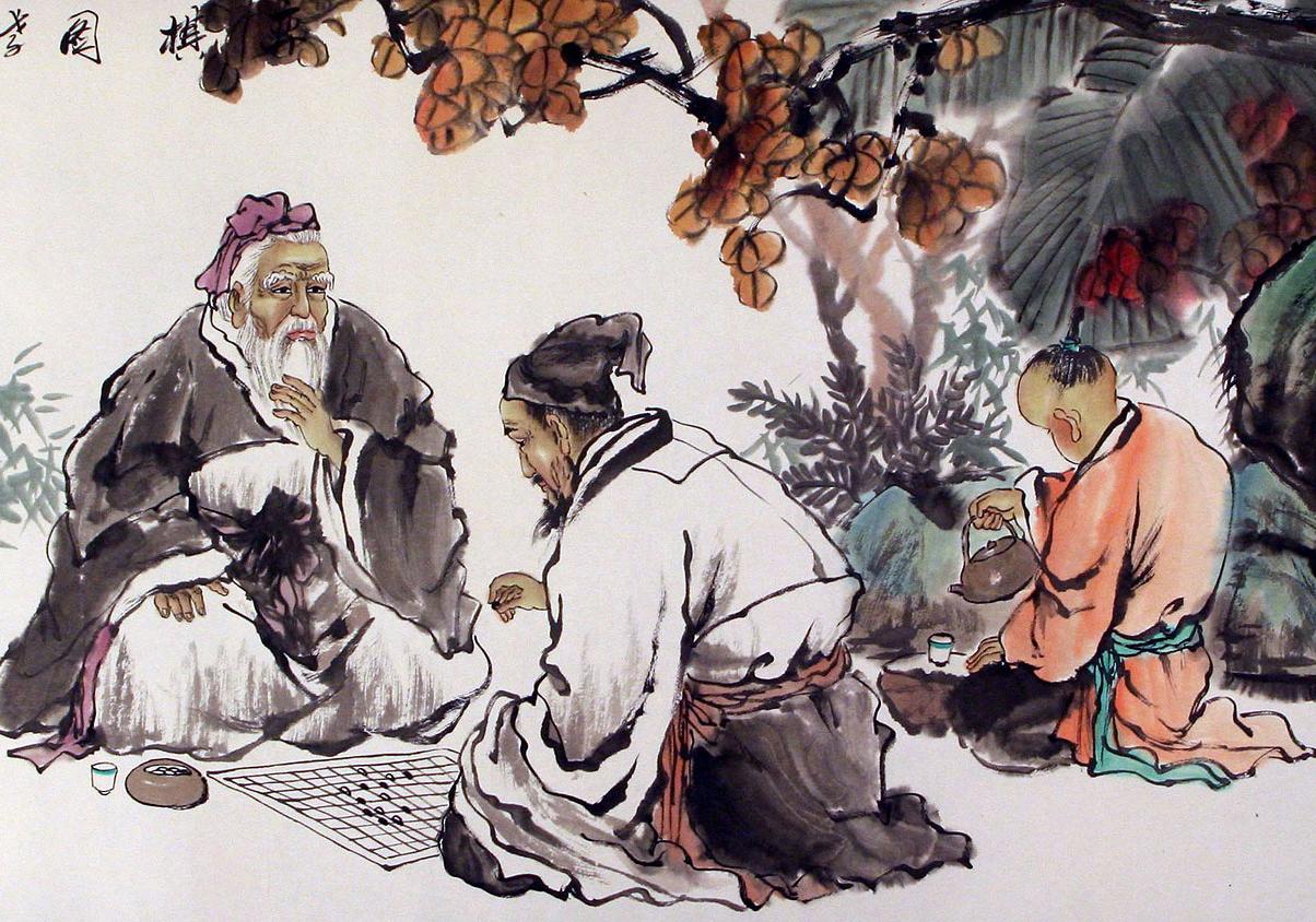 Seno ķīniešu veselības ābece. Galvenais – bez steigas!