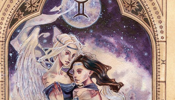Lūk, kā Dvīņi strīdas ar visu zodiaka zīmju pārstāvjiem