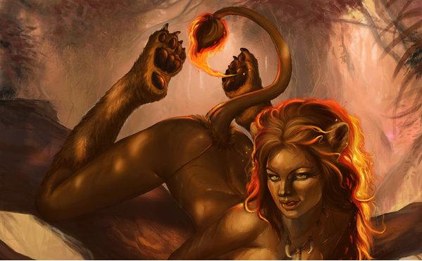 Lūk, kā Lauva strīdas ar visu zodiaka zīmju pārstāvjiem