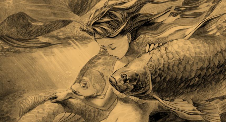 Viss, kas tev jāzina par Zivju laulības dzīvi