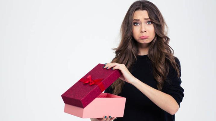 Šīs dāvanas nekādā gadījumā nedrīkst ne dāvināt, ne pieņemt