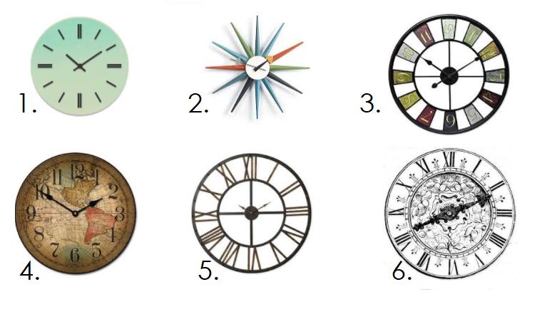 Izvēlies vienu pulksteni, un izlasi jaunā gada ieteikumu tieši tev!