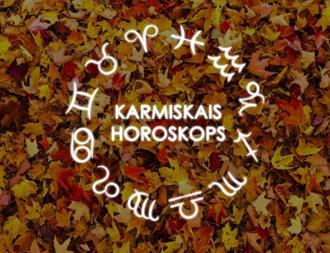 Karmiskais horoskops oktobrim – ko šajā mēnesī noteikti nevajadzētu darīt?