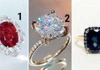 Izvēlies pašu skaistāko gredzenu – ko tas vēsta par tevi kā sievieti?