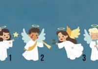 Katrs eņģelītis apzīmē pareģojumu – kuru no tiem izvēlies tu?