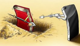 Šīs ilustrācijas parāda mūsu sabiedrības sliktākās īpašības